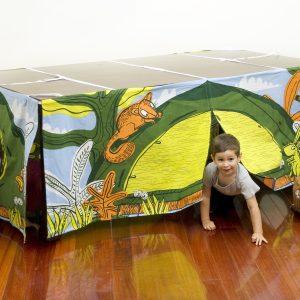Camping Table Tent Life Hi Res
