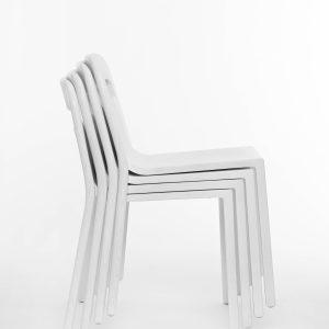 STUDIO SHOTS go home go home Hollywood white chair