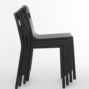 STUDIO SHOTS go home go home Hollywood black chair